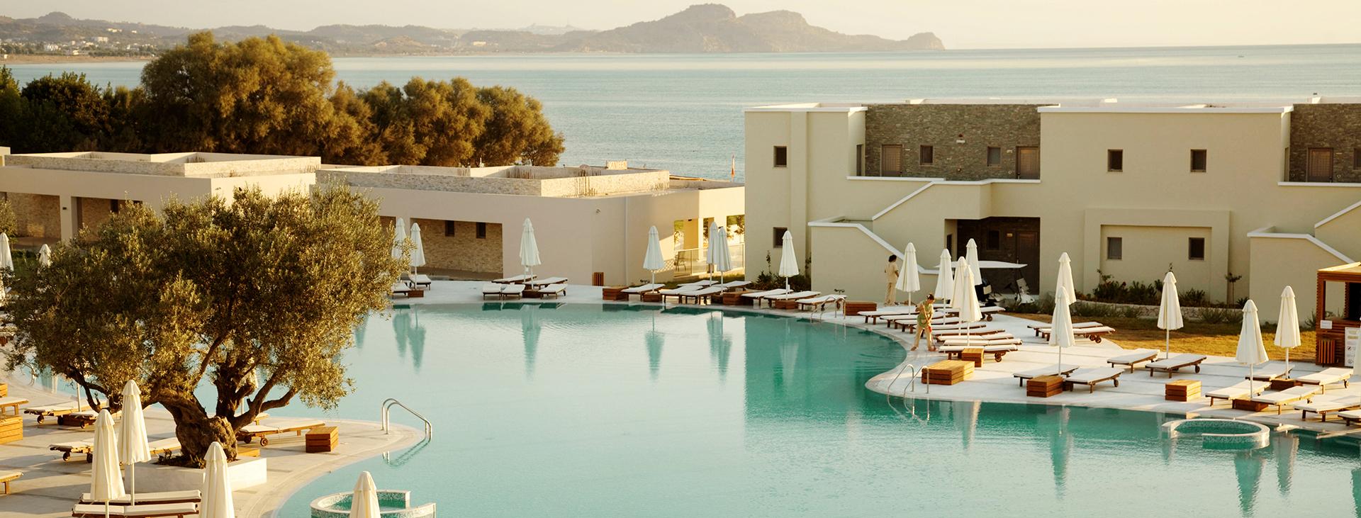 Port Royal Villas & Spa, Kolymbia, Rhodos, Grekland