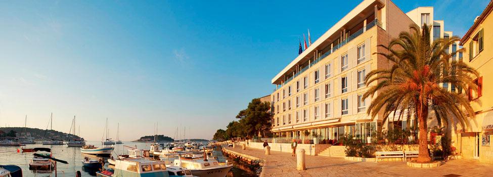 Adriana Hvar Spa Hotel, Hvar stad, Hvar, Kroatien