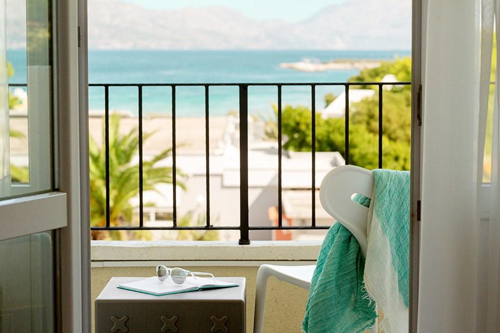 Dubbelrum med balkong eller terrass och All Inclusive