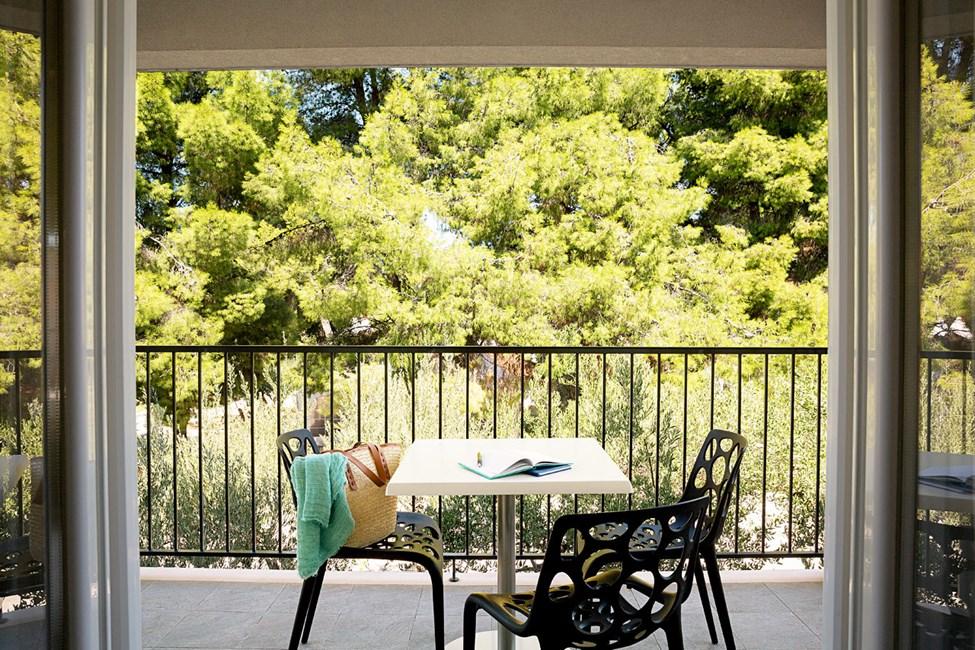 Tvårumslägenhet med balkong i Noa Roko-byggnaden