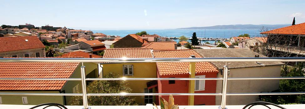 Bilin San Apartment, Baska Voda, Makarska rivieran, Kroatien