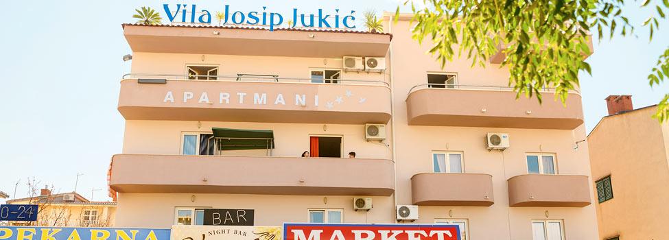 Vila Josip Jukic, Makarska, Makarska rivieran, Kroatien