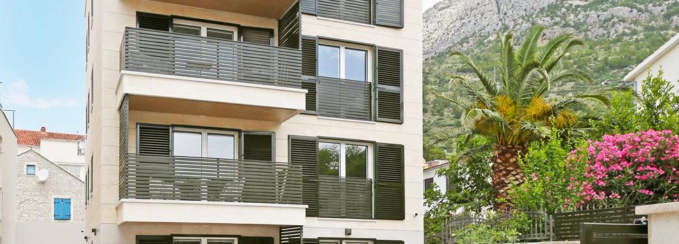 Magic Stone Apartment, Baska Voda, Makarska rivieran, Kroatien