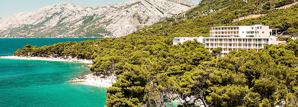 Bluesun Marina, Brela, Makarska rivieran, Kroatien