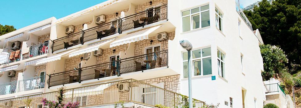 Matic Apartment, Baska Voda, Makarska rivieran, Kroatien