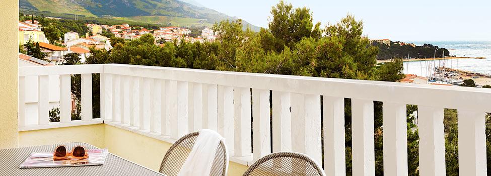 Apartments Rosso, Baska Voda, Makarska rivieran, Kroatien