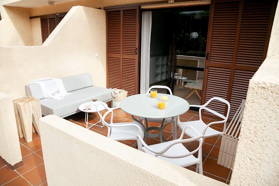 Lägenhetstyp A22LRT Tvårumslägenhet större - med terrass