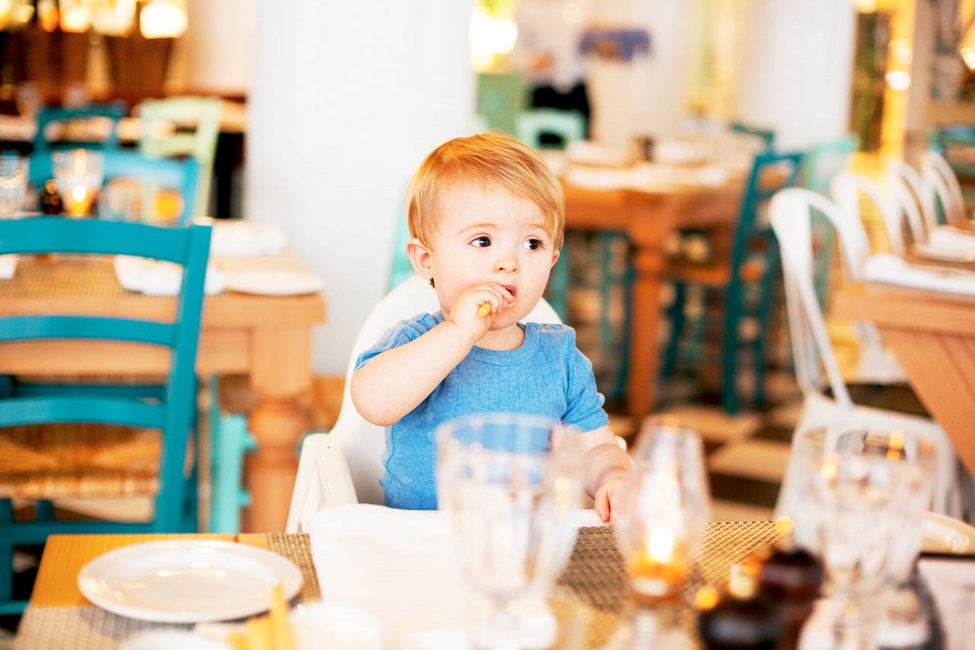 Stor som liten trivs på kvarterskrogen Vicente's Kitchen & Grill.