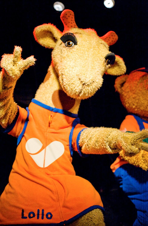 Vings populära maskotar Lollo & Bernie är alla barns favoritkompisar under semestern.
