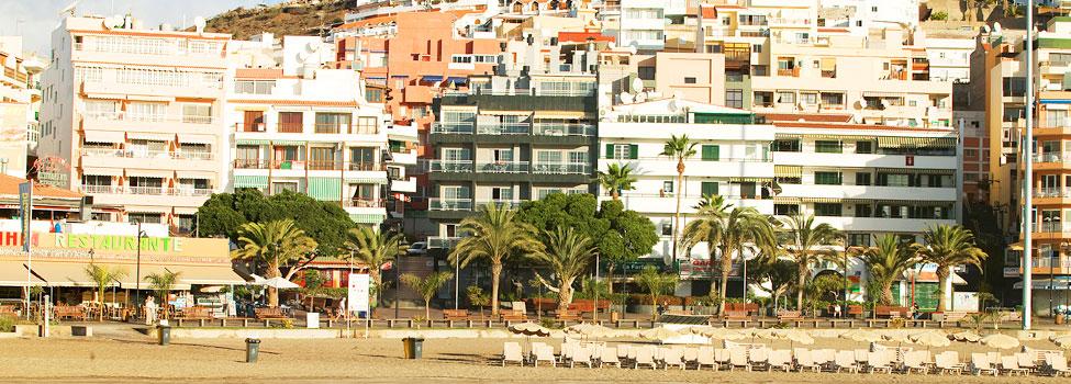 Solmar, Los Cristianos, Teneriffa, Kanarieöarna