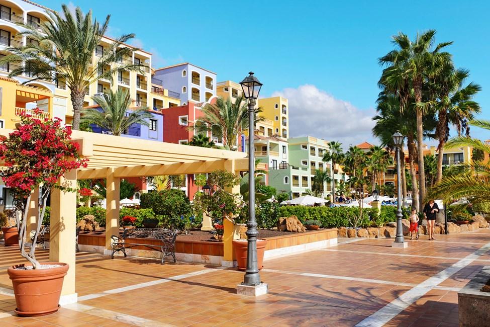Tenerife-delen