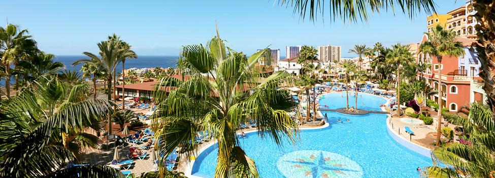 Sunlight Bahia Principe Tenerife, Playa Paraiso, Teneriffa, Kanarieöarna