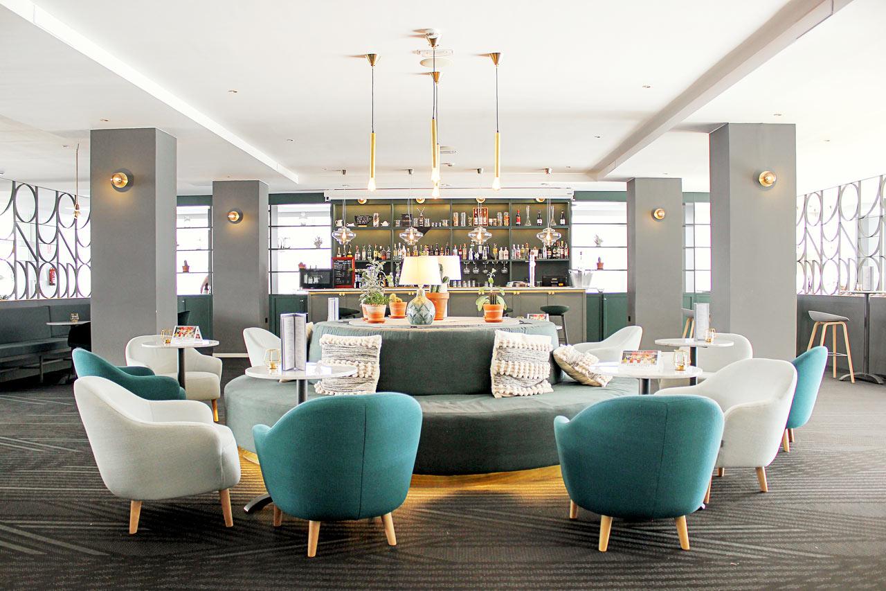 Hotellets lobbybar