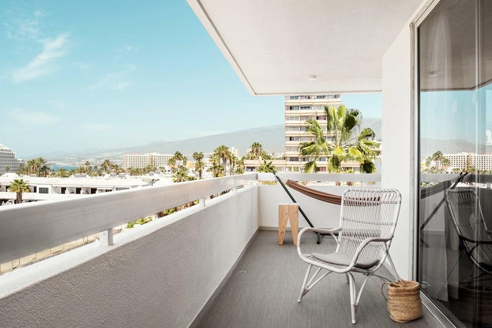 Junior Suite 2 rum, balkong mot omgivningarna