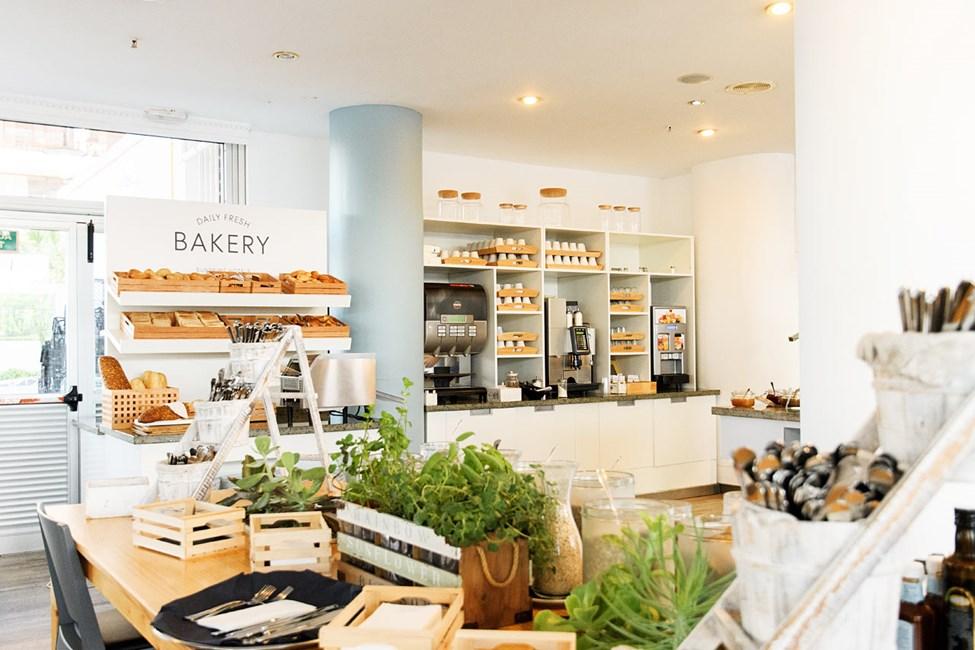 Vem uppskattar inte färskt bröd och gott kaffe?