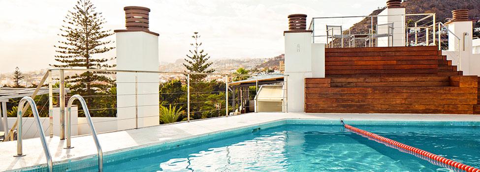 Hotel Taburiente, Santa Cruz, Teneriffa, Kanarieöarna