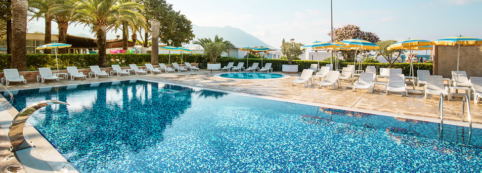 Hotel Montenegro Beach Resort, Becici, Montenegro