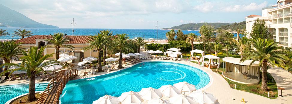 Splendid Resort & Spa, Becici, Montenegro