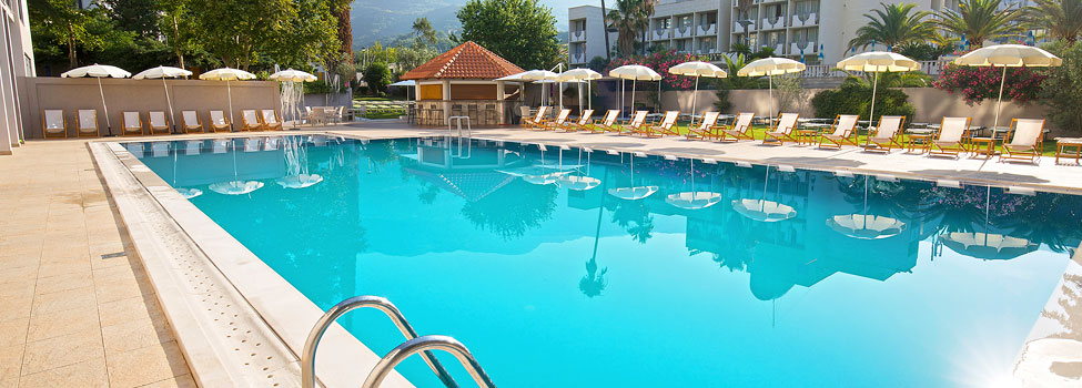 Hotel Tara, Becici, Montenegro