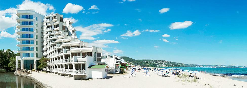 Gergana Beach, Albena, Varna, Bulgarien