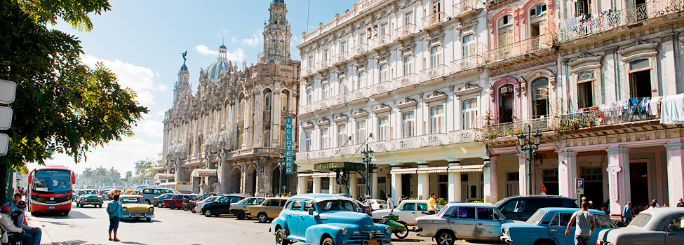 Inglaterra, Havanna, Kuba, Karibien/Västindien & Centralamerika