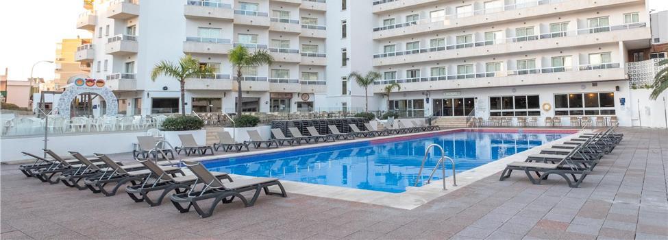 Marconfort Griego Hotel, Torremolinos, Costa del Sol, Spanien