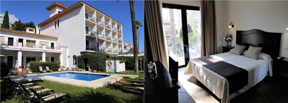 Arcos de Montemar Hotel, Torremolinos, Costa del Sol, Spanien