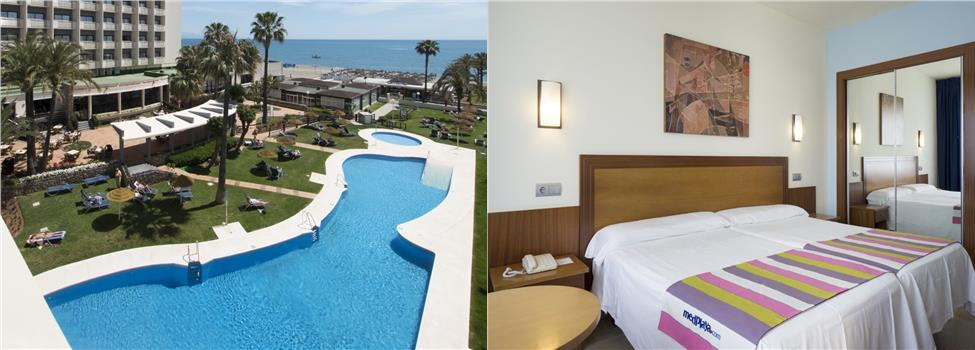 Medplaya Hotel Pez Espada, Torremolinos, Costa del Sol, Spanien