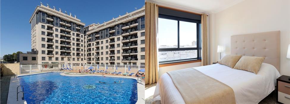 Nuriasol Apartments, Fuengirola, Costa del Sol, Spanien