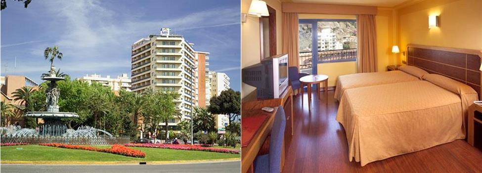 MS Maestranza Hotel, Malaga, Costa del Sol, Spanien