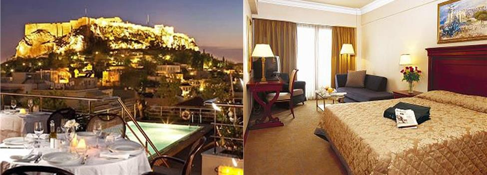 Electra Palace Hotel, Aten, Grekland