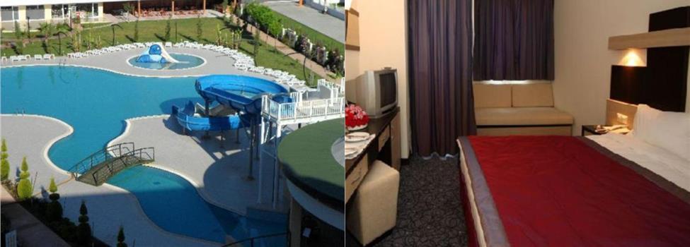 Maya Melissa Garden Hotel, Belek, Antalya-området, Turkiet