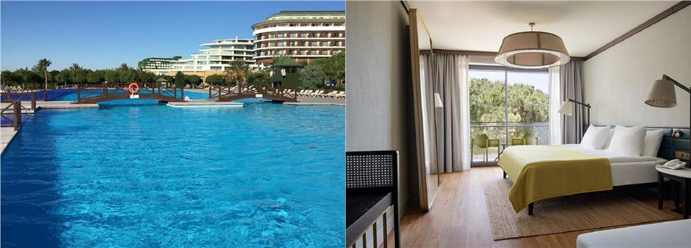 Voyage Belek Golf and Spa, Belek, Antalya-området, Turkiet