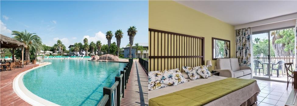 PortAventura Hotel Caribe, Salou, Costa Dorada, Spanien