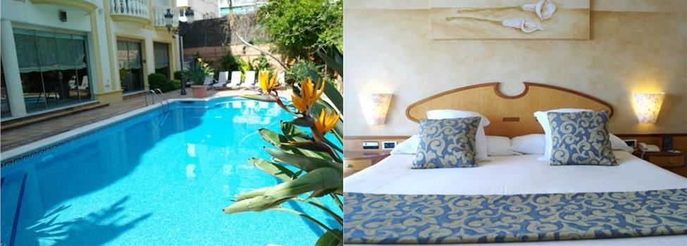 URH Hotel Sitges Playa (ex San Sebastian Playa), Sitges, Costa Dorada, Spanien