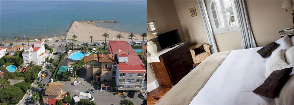 Subur Maritim Hotel (ex Best Western), Sitges, Costa Dorada, Spanien