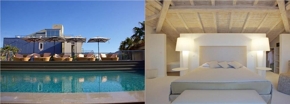 Best Western Hotel Santa Maria, L'Île-Rousse, Korsika, Frankrike