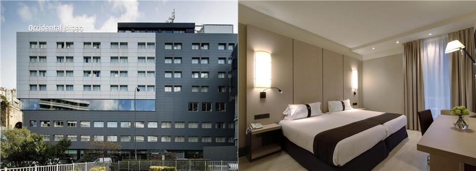 Occidental Bilbao (ex Holiday Inn Bilbao), Bilbao, Spanien