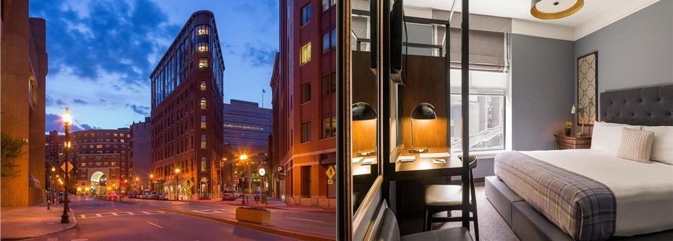 The Boxer Boston Hotel, Boston, Östra USA, USA