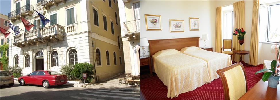 Cavalieri Hotel, Korfu stad, Korfu, Grekland