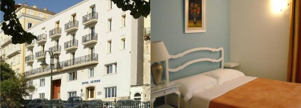 City Marina Hotel (ex.Astron Hotel), Korfu stad, Korfu, Grekland