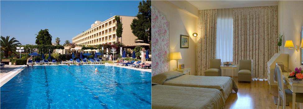 Corfu Palace Hotel, Korfu stad, Korfu, Grekland