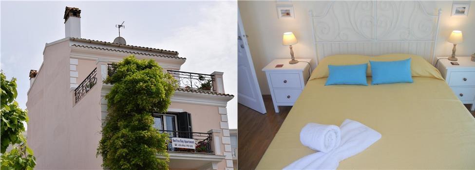 Garitsa bay Apartment, Korfu stad, Korfu, Grekland