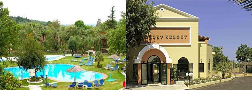 Century Resort, Acharavi, Korfu, Grekland