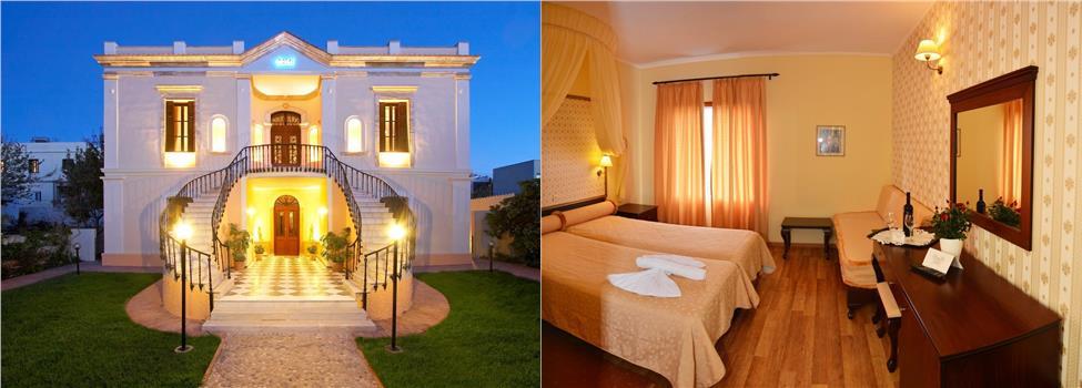 Halepa Hotel, Chaniakusten, Chania stad, Kreta, Grekland