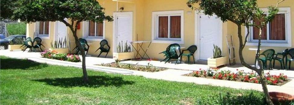 Baladinos Beach Apartment, Chaniakusten, Gerani, Kreta, Grekland