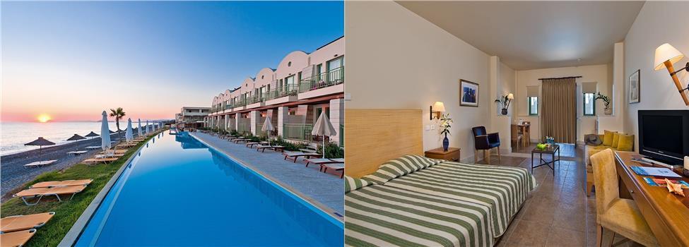 Giannoulis Grand Bay Beach Resort, Chaniakusten, Kolimbari, Kreta, Grekland