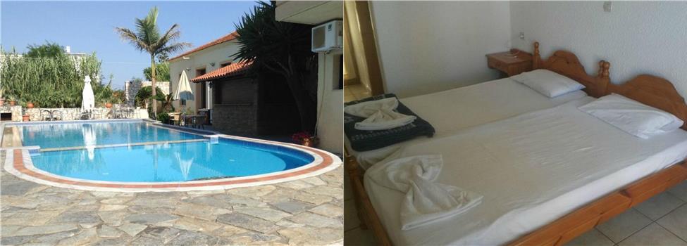 Lolas Apartment, Chaniakusten, Platanias, Kreta, Grekland