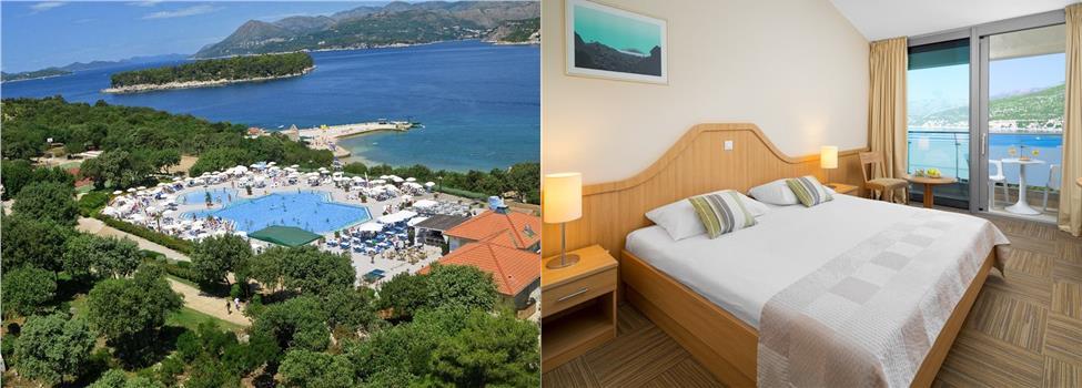 Valamar Club Dubrovnik, Dubrovnik, Dubrovnik-området, Kroatien