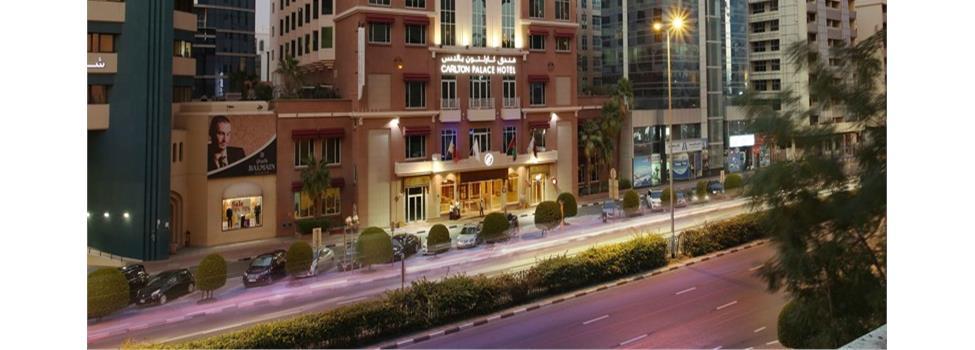 Carlton Palace Hotel, Deira, Dubai, Förenade Arabemiraten